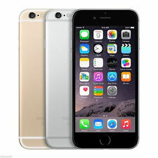 Apple Iphone 5S/6-16GB Sliver 100%Factory Unlocked Smartphone 1 Year Warranty
