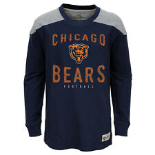 Chicago Bears Youth Legend Long Sleeve T-Shirt- Navy
