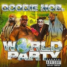 World Party [PA] by Goodie Mob (CD ONLY)