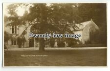 tp9105 - Devon - Bradley Manor and Church c1940s, at Newton Abbot - postcard