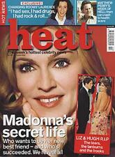 Madonna Heat - June 2000 magazine UK MAGAZINE