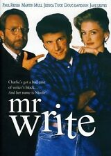 Mr. Write (DVD, 2011) PAUL REISER  MINT