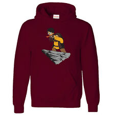 Inspired Property Wizard Quidditch Harry Funny Potter Adult & Kids Hooded Top Al