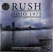 Rush - Ohio 1975 (Limited Edition 2 x  Grey Vinyl LP) New & Sealed -Now in stock