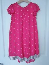 Ilovegorgeous I Love Gorgeous Hot Pink Star Party Dress. Age 6-7. Worn Once