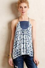 NEW Anthropologie Anza Tank by One September, M, L, LP, XL, Cute bib front, $68
