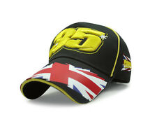moto.gp 35 baseball hat cap motorcycle drivers Crutchlow race cap hat  black red