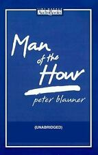Man of the Hour by Peter Blauner (1999, Cassette, Unabridged)