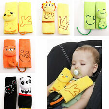 Car Seat Safety Baby Kids Belt Strap Cover Pad Cushion Shoulder Holder New