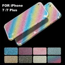Full Body Glitter Bling Sticker Protector Case Guard Skin for iPhone 7 / 7 PLUS