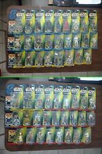 Star Wars POTF Freeze Frame 19 Figures Available L-Z Every 2nd Ships Free