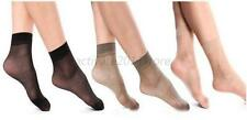 10 Pairs Sets Women Elastic Ultra Thin Silk Short Stockings Ankle Low Cut Socks