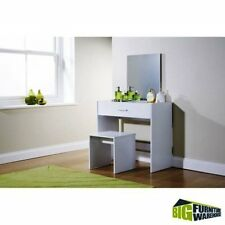 Julia Dressing Table with Stool and Mirror