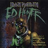 Ed Hunter [Box] by Iron Maiden (CD, Sep-1999, 3 Discs, Portrait)