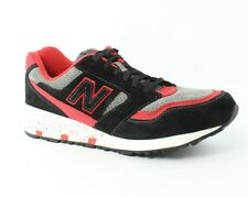 New Balance Elite 575 Black/Red/White/Grey Shoes Mens size 13 M New $110