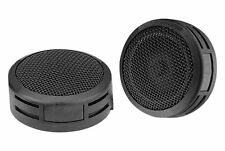 """NEW PAIR QPOWER QT1 250 WATT 1"""" MICRO DOME TWEETERS WITH BUILT IN CROSSOVERS"""