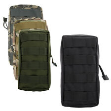 Tactical Military Nylon Sling Waist Bag Case Molle Medical First Aid Pouch New