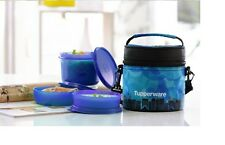 Tupperware Lunch Box set City Life Lunch Set/Girlz Day Out Lunch