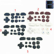 US Replacement ABXY Home Start Select LR Button Key for Nintendo NEW 3DSLL 3DSXL