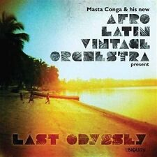 AFRO LATIN VINTAGE ORCHESTRA - LAST ODYSSEY NEW CD