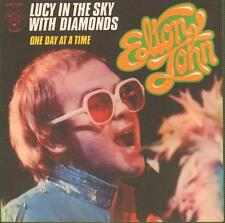"Elton John Lucy In The Sky With Diamonds French 7"" vinyl single record"