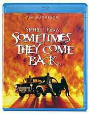STEPHEN KING`S SOMETIMES TH...-STEPHEN KING`S SOMETIMES THEY COME BA Blu-Ray NEW