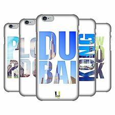 HCD HEAD CASE DESIGNS CITY SNAPSHOTS HARD BACK CASE FOR APPLE iPHONE 6 6S