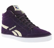 NEW Reebok Royal Aspire SDE Shoes Women's Sneakers High Top Violet M49751 Sports