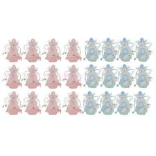 12x Cute It is a Girl/Boy Candy Gift Bags Baby Shower Gender Reveal Party Favor