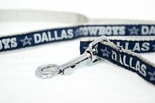 Dallas Cowboys Dog Leash NFL Football Officially Licensed Pet Product