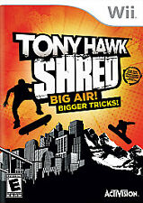Tony Hawk: Shred ~ Nintendo Wii ~ Complete! ~ Game Only