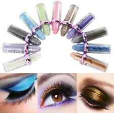Single Roller Color Eyeshadow Glitter Pigment Powder Eye Shadow Makeup Cosmetics