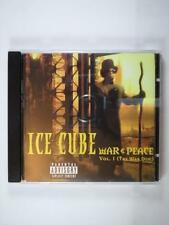 Ice Cube - War & Peace Vol. 1 (The War Disc) - Music CD