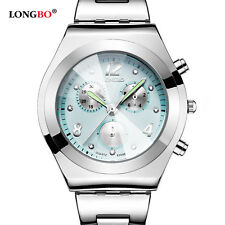 LONGBO Brand Luxury Women Dress Watches Analog Quartz Lady Wrist Watch Gift 8399