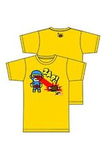 Tokidoki X Marvel Cyclops Gold T-Shirt Adult NEW