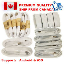 USB Charger Cable Sync Data Samsung Galaxy S6 S7 LG iPhone7 iPhone 6 plus 5  HTC