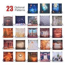 Photography Studio Backdrop Background Props Christmas Halloween Decoration V1Y3