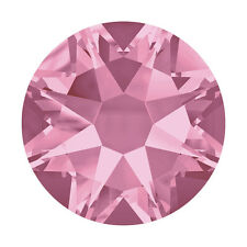 Swarovski Hot Fix Crystals - Light Rose
