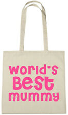 Worlds Best Mummy Bag xmas christmas birthday gifts presents for mum from kids