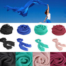 Women's 100%  Beach Silk Scarf Silk Solid Shawl Wrap Scarves Long Wraps Shawl