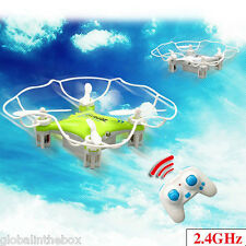 M9912 H7 2.4G RC Quadcopter 6Axis 360 Degree Flying Drone Mini Aircraft UFO Toy