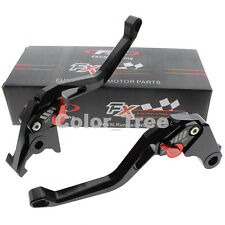3D Ajuster Short Clutch Brake Levers For KAWASAKI ZX6R/636 300R 250R 650R Z1000