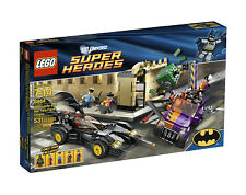 LEGO 6864 ~ DC Universe Super Heroes BATMOBILE & the Two-Face Chase - NEW 2012