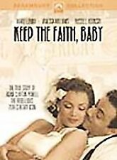 Keep the Faith, Baby (DVD, 2003, Checkpoint Packaging) VANESSA WILLIAMS