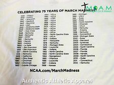 NEW NCAA 2012 March Madness Rare Team-Issued Shirt