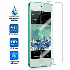 Premium Tempered Glass Screen Protector Utra-thin Film For Apple ipod Touch 5/6