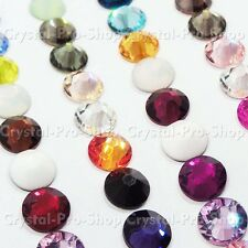 ss16 Genuine Swarovski ( NO Hotfix ) Crystal FLATBACK Rhinestones 16ss 4mm set4