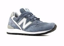 NEW BALANCE M996CHG M996 Mn's (M) Bluebell/Silver Suede Lifestyle Shoes