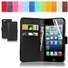 nEW Wallet Flip PU Leather Phone Case Cover For iPhone 5 6 7 Samsung Note LG A1