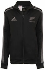 New adidas ESS All Blacks Junior Boys Track Top ALL SIZES